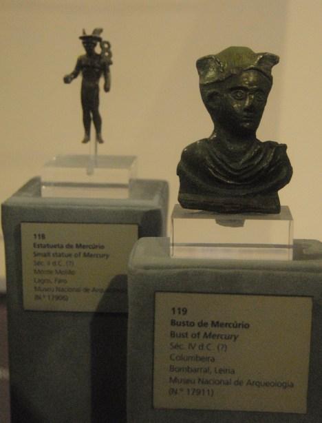 Representacións do deus Mercurio